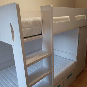Dviaukštė-lova-su-spinta-FORMA-kolekcija