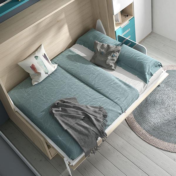 Sieninė-atverčiama-lova-spintoje-FORMA