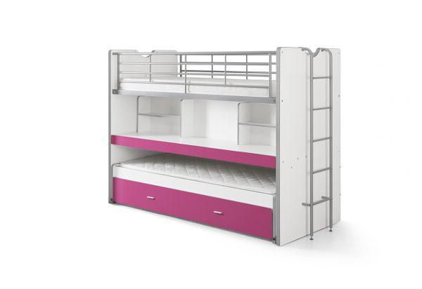 lovos-dviems-mergaitėms