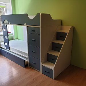 Furniture for a young man's room