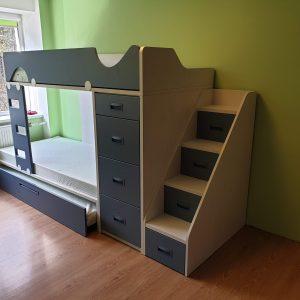 Мебель для комнаты молодого человека