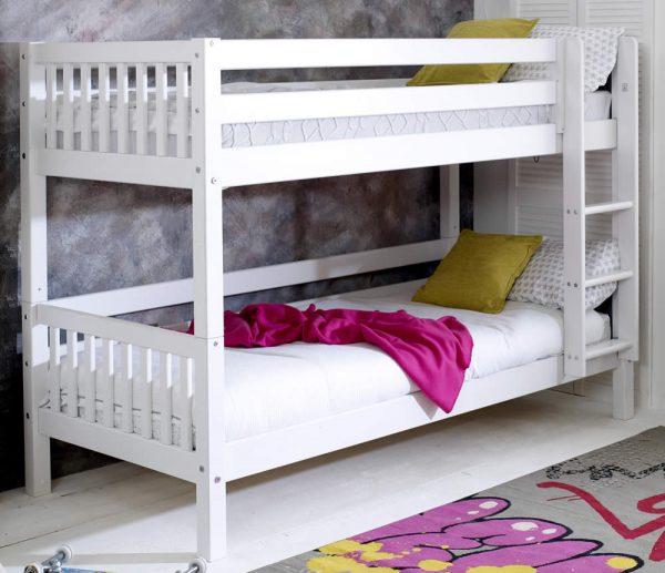 romantiška-dviaukštė-lova-vaikams