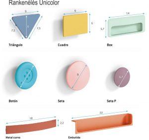 Rankeneles-forma