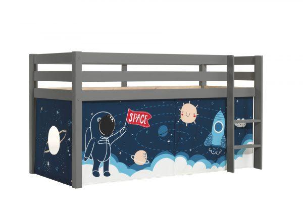 lova-vaikui-kosmoso-tema
