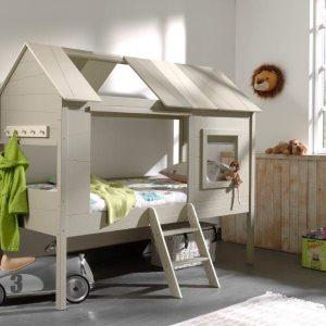 vaikiška-lova-namelis-vaiko-kambariui