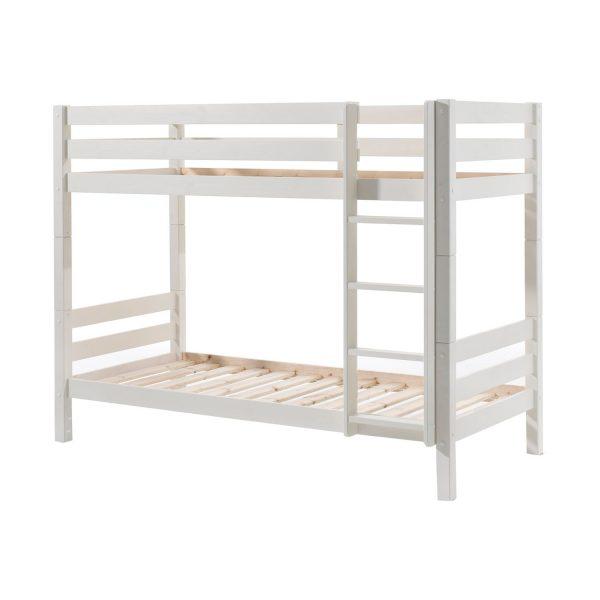 balta-dviaukštė-lova-monoidėja-vaikų-kambariui