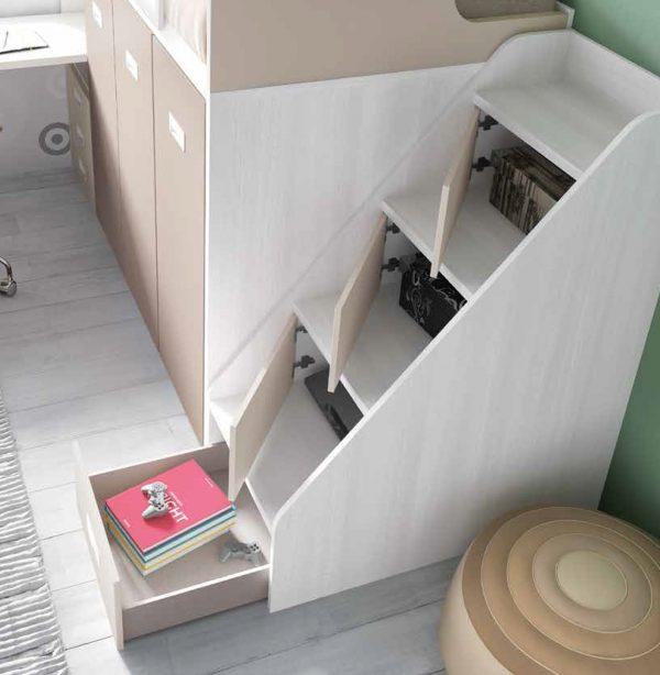 saugūs-laipteliai-komoda-dviaukštei-lovai