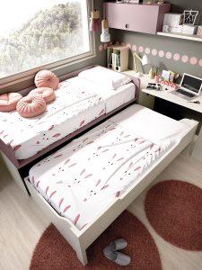 lovos-dviems-vaikams
