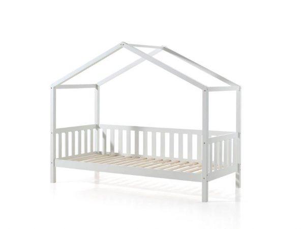 Vaikiška-lova-namelis-vaikams