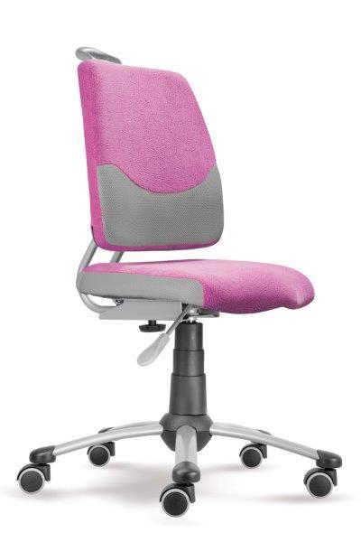 mergaitės-kambario-ergonominė-kėdė-vaikams