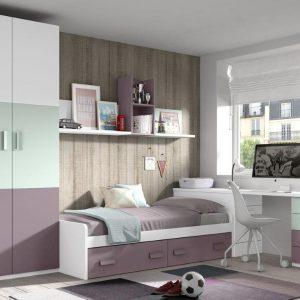 jaunuolio-kambario-baldai-lova-su-stalčiais