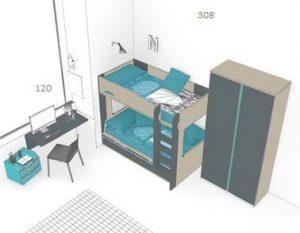 vaiko-kambario-baldai-jaunuoliams
