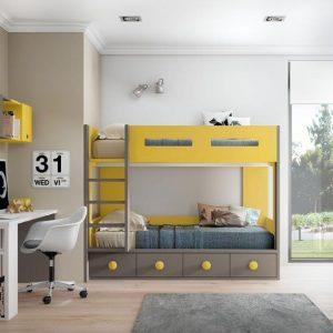 dviejų-aukštų-lova-vaiko-kambariui