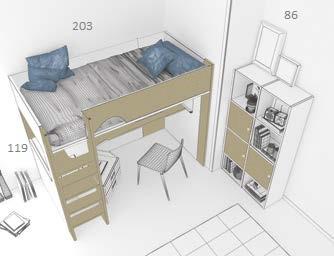 dviaukštė-lova-su-stalu-monoidėja-baldai