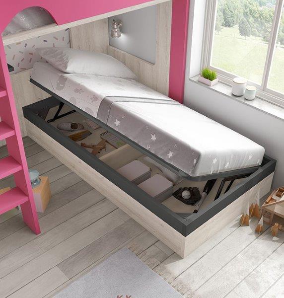 dviaukštė-kampinė-lova-mergaičių-kambariui
