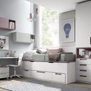 Dviejų-vaikų-kambario-baldai-jaunuoliams