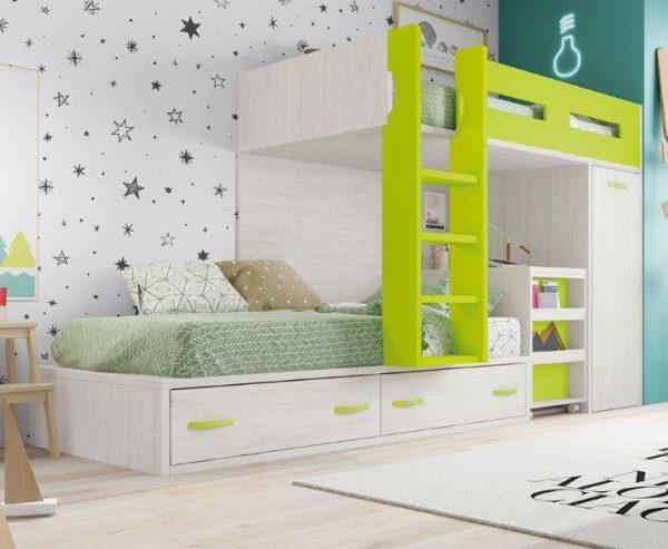 dviaukštė-lova-su-spinta-forma-moduliniai-baldai