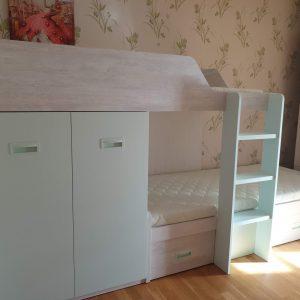 dviaukste-lova-vaikams