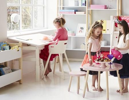 stalai-vaikams-mediniai