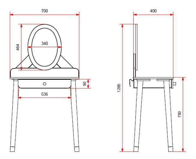 grožio-staliukas