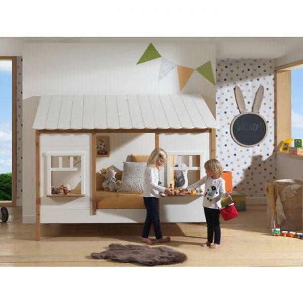 lova-dviem-vaikams-lova-namelis