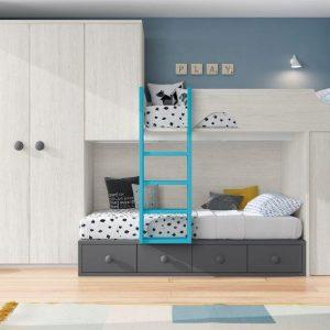 dviaukštė-lova-su-spinta-forma